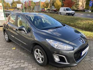 Peugeot 308 1,6   ČR SERVISKA 2.MAJITEL 2X ALU hatchback benzin