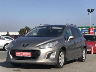 Peugeot 308 1,6 HDi *AUTOKLIMA*PANORAMA* kombi nafta