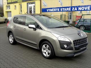 Peugeot 3008 1,6 HDi AT *NAVI*SERVISKA kombi nafta