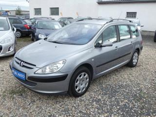 Peugeot 307 1,6 16V kombi benzin