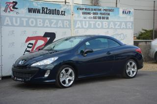 Peugeot 308 2.0HDi 103kW kabriolet