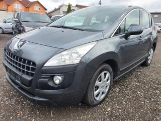 Peugeot 3008 1.6HDI,KLIMA,TEMPOMAT,ZÁVĚS kombi