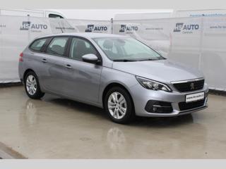 Peugeot 308 1.5 BlueHDi,130PS,Man6,ČR, kombi nafta