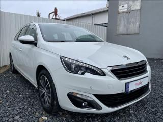 Peugeot 308 1,6 HDI S&S ALLURE,ČR,1.Maj kombi nafta