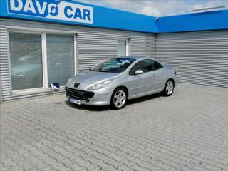 Peugeot 307 2,0 HDI 16V 100kW Aut. klima CC kabriolet nafta