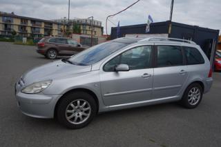 Peugeot 307 1,6HDi SW 6 MÍST !!! kombi