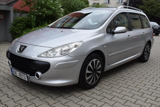 Peugeot 307 1,6   HDI Panorama Facelift kombi nafta