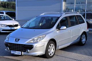 Peugeot 307 1,6 HDI 66kW CZ kombi nafta