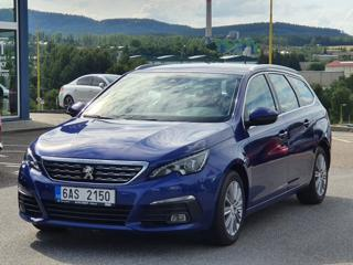 Peugeot 308 SW 1.6 BHDi 120 ALLURE MAN 6 kombi nafta