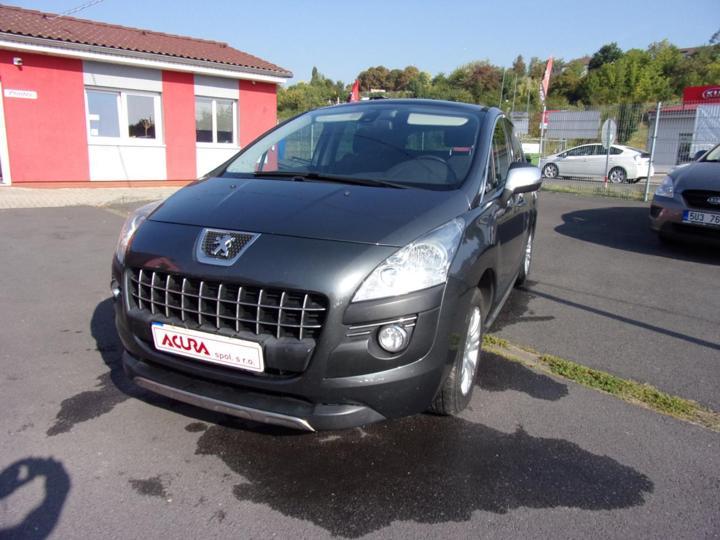 Peugeot 3008 1.6 HDI  Active 2maj.ČR kombi