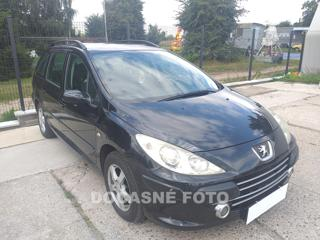 Peugeot 307 1.6HDi, Serv.kniha kombi nafta