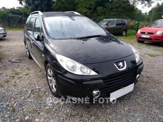 Peugeot 307 1.6HDi, 1.maj kombi nafta