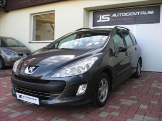 Peugeot 308 1,6 HDI 109PS  SW Active kombi nafta