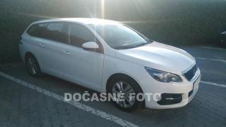 Peugeot 308 1.6 HDi, Serv.kniha, ČR kombi nafta