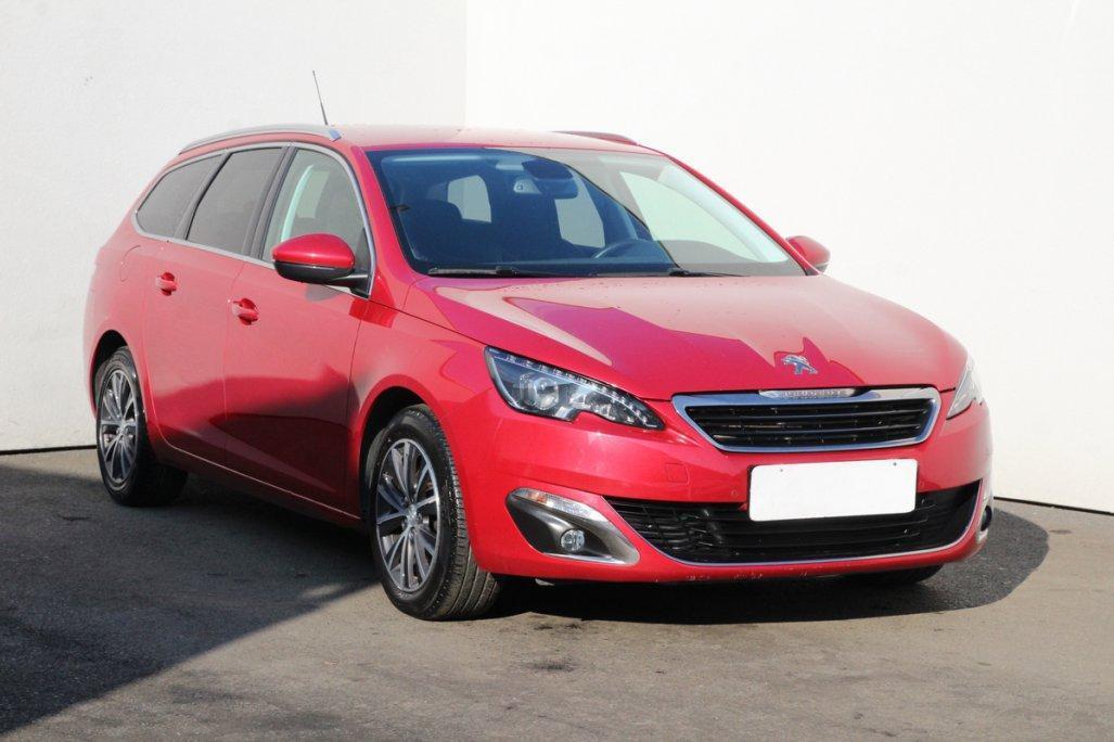 Peugeot 308 2.0 HDi, Serv.kniha kombi nafta