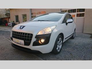 Peugeot 3008 1,6 Hdi 80 Kw ALLURE kombi nafta