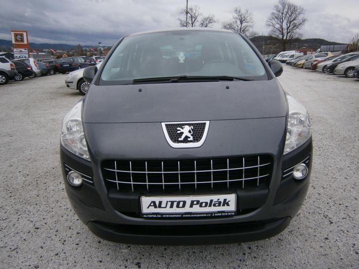 Peugeot 3008 1.6 HDi Automat MPV