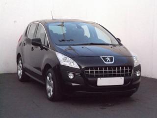 Peugeot 3008 1.6 HDi, 1.maj MPV nafta