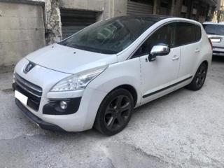 Peugeot 3008 2,0HDi HYbrid4 vada motoru MPV nafta