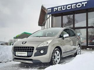 Peugeot 3008 1,6 HDi 110k M6.! SUV nafta