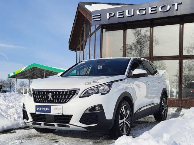 Peugeot 3008 ALLURE 1,5 BHDi 130k EAT8 DEMO SUV nafta