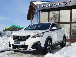 Peugeot 3008 ALLURE 1,5 BHDi 130k EAT8 DEMO SUV nafta