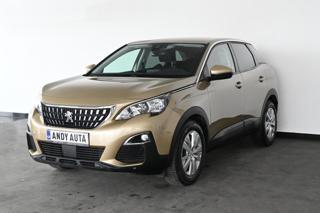 Peugeot 3008 1.6 HDi 88 KW Navigace Záruka SUV