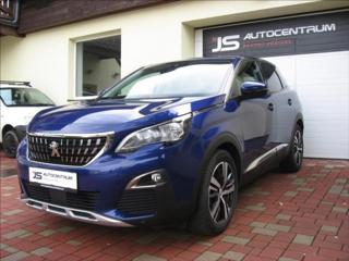 Peugeot 3008 1,6 HDI 120PS  Allure SUV nafta