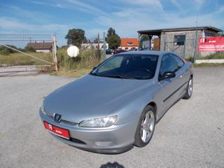 Peugeot 406 Coupe 2.2 HDi 98 kW, TOP kupé