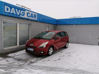 Peugeot 5008 2,0 HDI 110 KW Serv. kniha kombi nafta