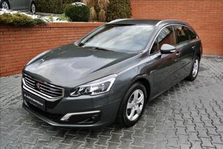 Peugeot 508 1,6 SW 1.6 BlueHDI 120 ACTIVE,TEMPOMAT, kombi nafta