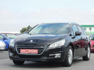 Peugeot 508 1,6 eHDi SW*AUTOKLIMA*AUTOMAT* kombi nafta