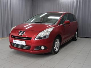 Peugeot 5008 1,6 HDi,CZ,1Maj kombi nafta