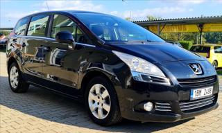Peugeot 5008 1,6 HDi  7-míst, AUTOMAT kombi nafta