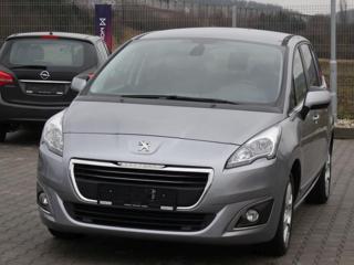 Peugeot 5008 1.6 HDI NAVI, ZÁRUKA 36 MĚS MPV