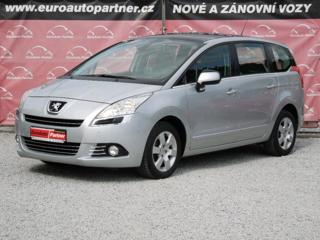 Peugeot 5008 1.6 16V 7 MÍST Premium PANORAMA 100 MPV