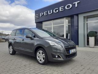 Peugeot 5008 Allure 1,6 BlueHDI 120k 7 míst MPV nafta