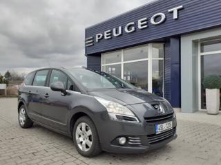 Peugeot 5008 1.6 HDi Automat Active MPV nafta