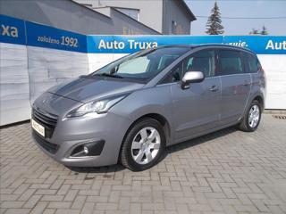Peugeot 5008 2,0 HDi 16V 110kW ALLURE *ČR MPV nafta