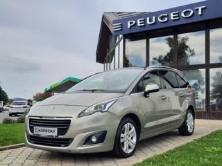 Peugeot 5008 ALLURE 1,6 BHDi 120k A6 7.M MPV nafta