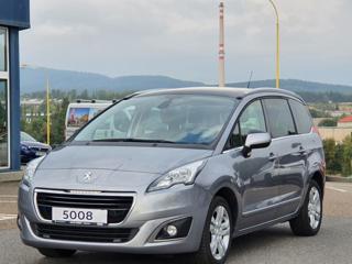Peugeot 5008 1.6 HDi 120 ALURE MAN6 MPV nafta
