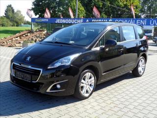Peugeot 5008 1,6 HDi *NAVI*BUSINESS MPV nafta