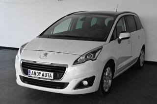 Peugeot 5008 2.0 HDI 110 KW Bi-Xen Navi Záruka MPV