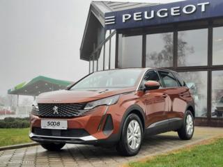 Peugeot 5008 ACTIVE PACK 1,5 BHDI M6 SUV nafta