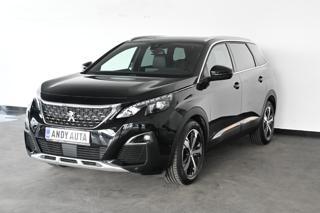 Peugeot 5008 2.0 HDi 100 KW 7/M  GT Záruka SUV