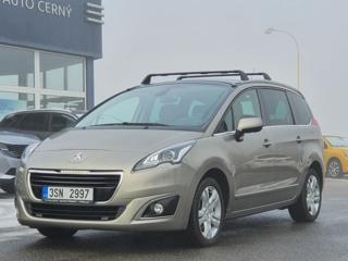 Peugeot 5008 1.6 BHDi 120 EAT6 ALLURE SUV nafta