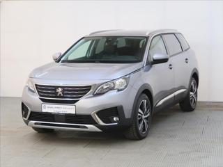 Peugeot 5008 2.0 BHDi 150k ALLURE, 7.MÍST SUV nafta