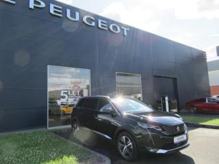 Peugeot 5008 ALLURE PACK 1.5 BHDi 130k EAT8 SUV nafta