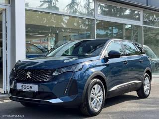 Peugeot 5008 ACTIVE PACK 1.5 BlueHDI EAT8 SUV nafta