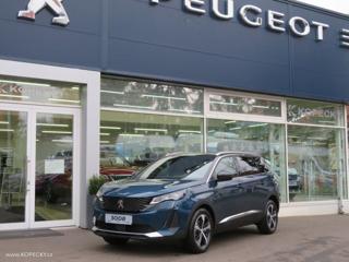 Peugeot 5008 GT 2.0 BlueHDI 180k EAT8 SUV nafta